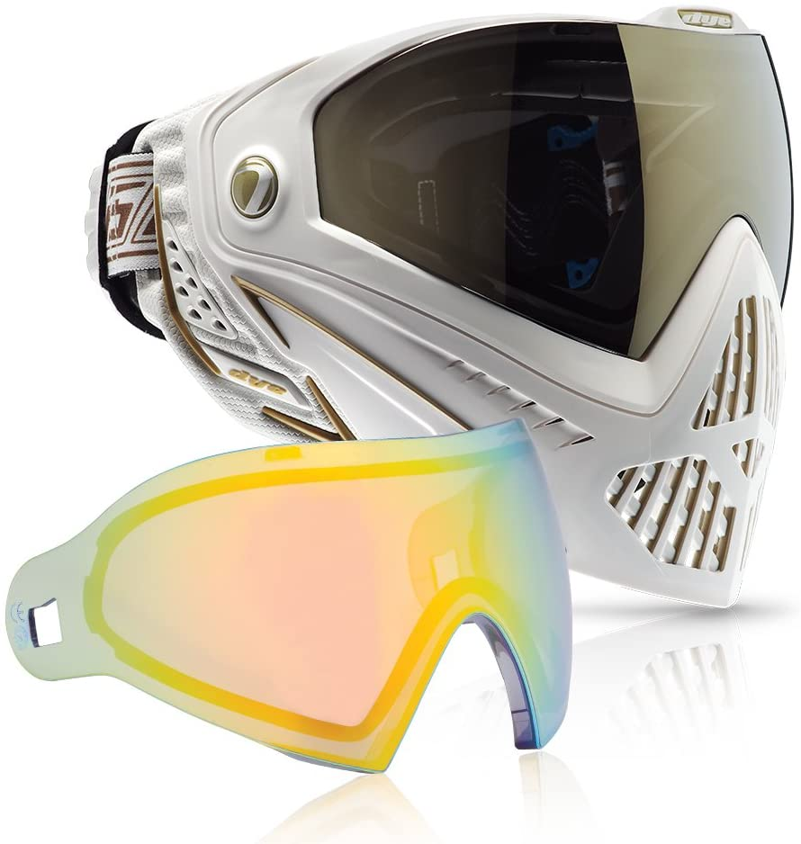 Dye i5 Paintball Goggle Thermal Lens