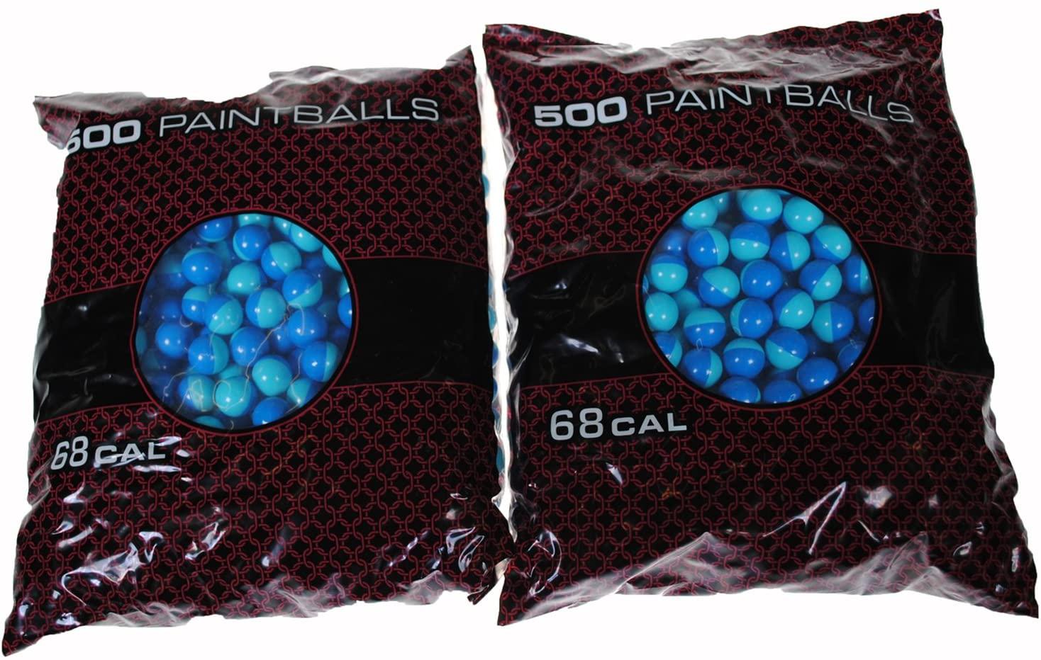 GI Sportz XBALL Midnight Paintballs