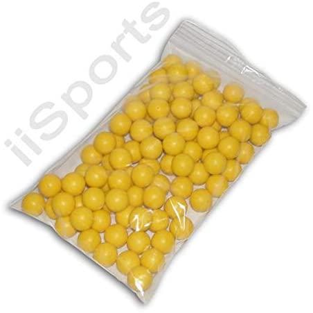 GXG Paintball Rubber 100 Reusable Paintballs