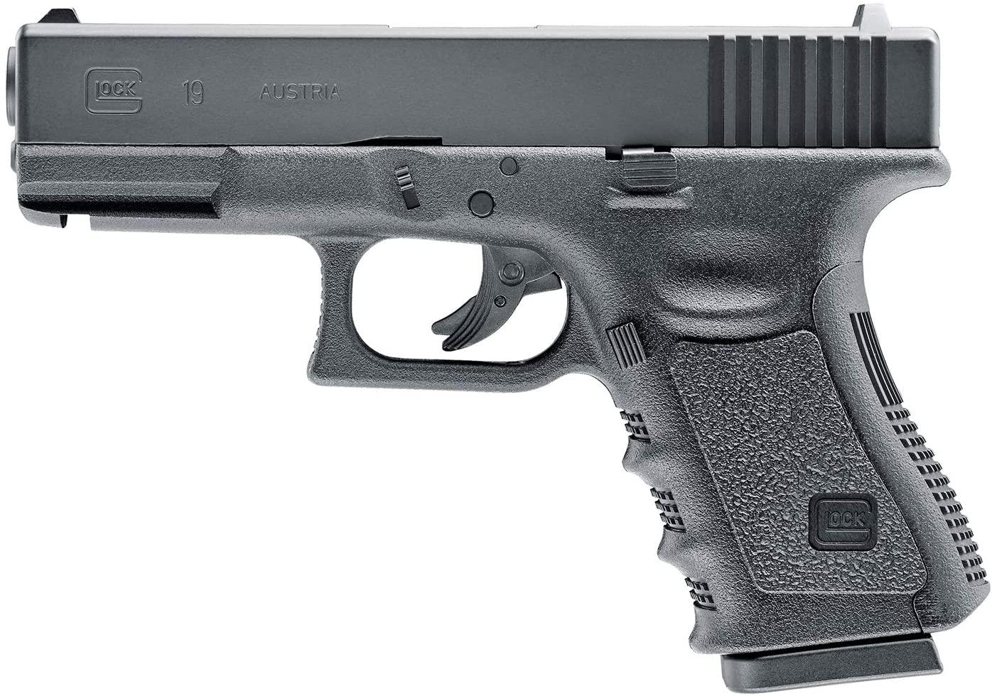 Glock 19 Gen 3 .177 Caliber BB gun Air Pistol