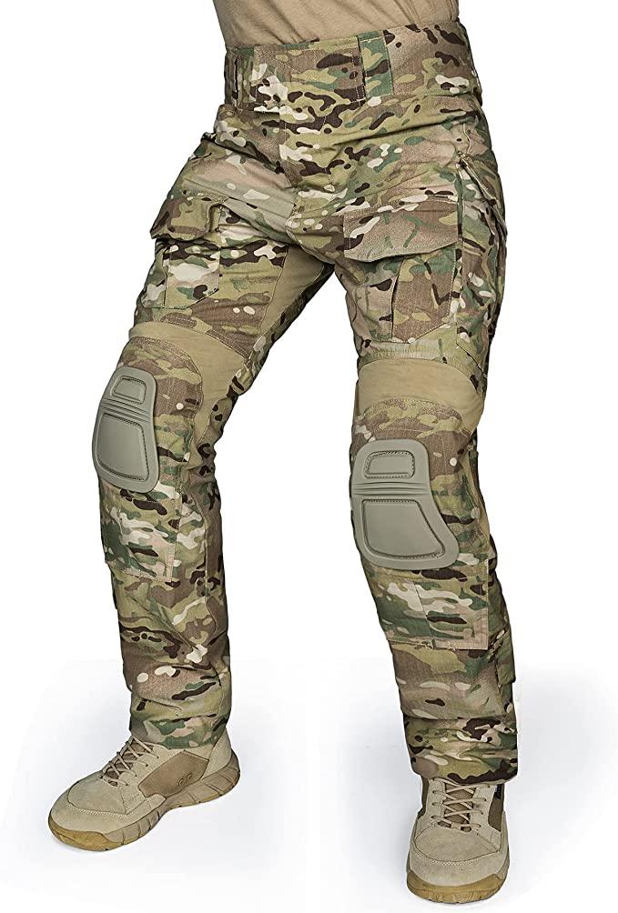 IDOGEAR G3 Combat Pants Multicam Trousers