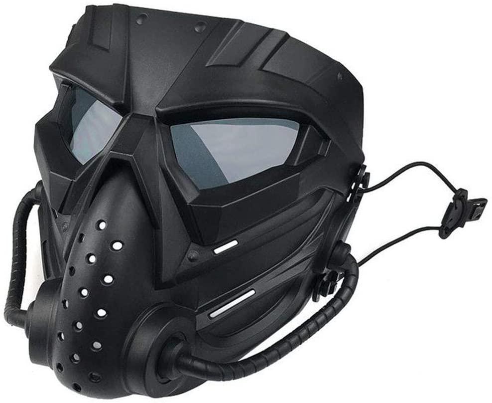 JFFCESTORE Original Tactical Anti-Fog Mask