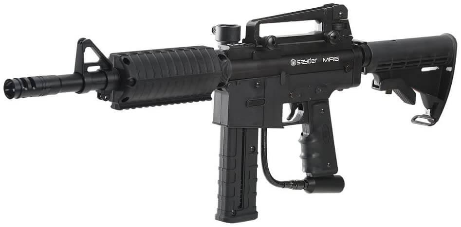 Kingman Spyder MR6 Paintball Gun