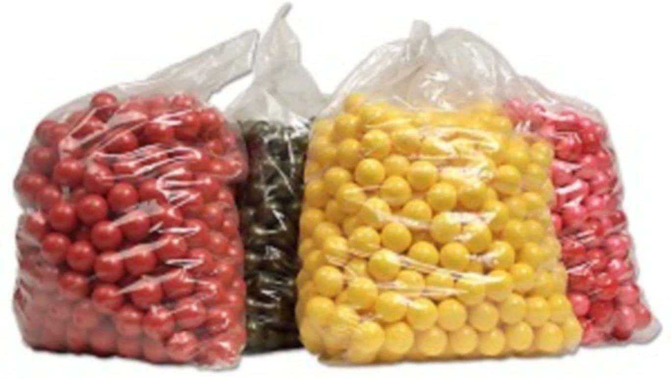 Loader Paintball 500 Rounds Basic Paintballs
