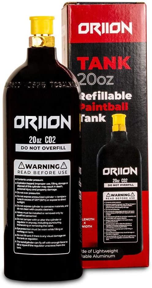 Oriion Paintball Tank for Airgun
