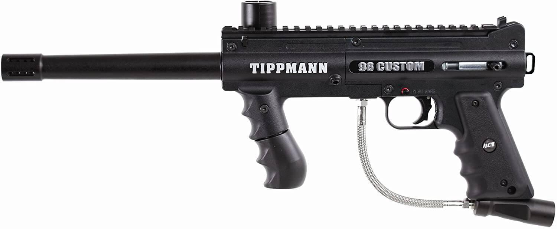 Tippmann 98 Custom Platinum Series Paintball Gun